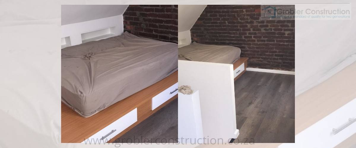 Loft Built in Bed